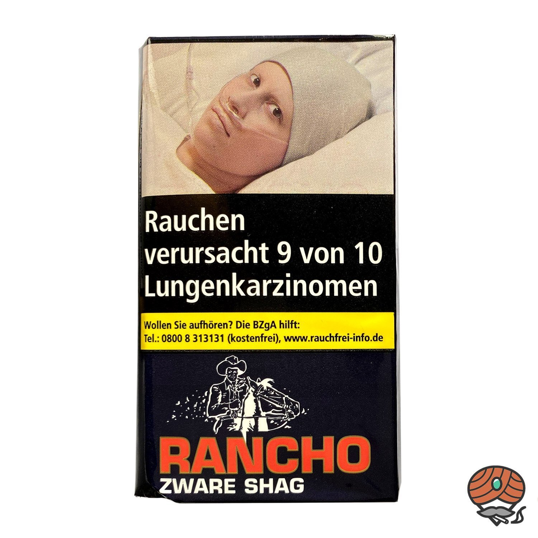 Rancho Zware Shag Zigarettentabak 40 g Pouch