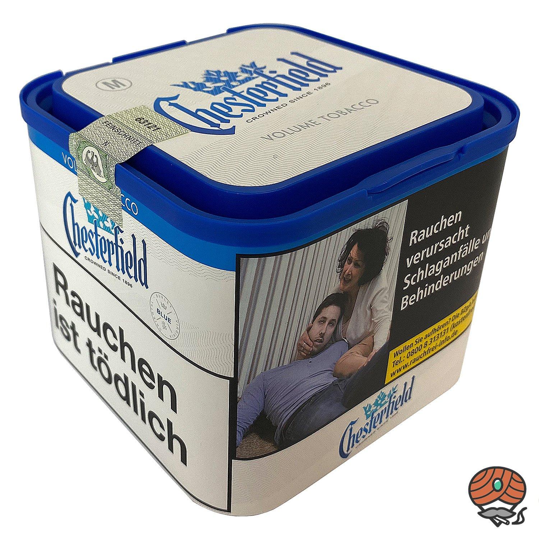 Chesterfield Blue Volumentabak 42g M Dose