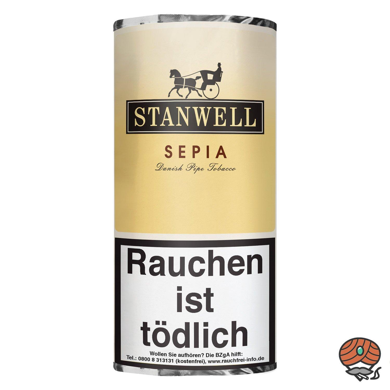 Stanwell Sepia Pfeifentabak 40g Pouch / Beutel