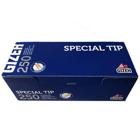 250 Gizeh Special Tip King Size Filterhülsen