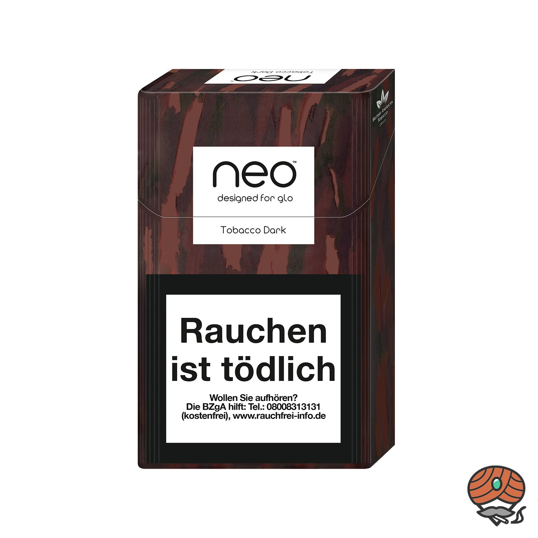 neo Tobacco Dark für GLO - Tabak Sticks 20 Stück