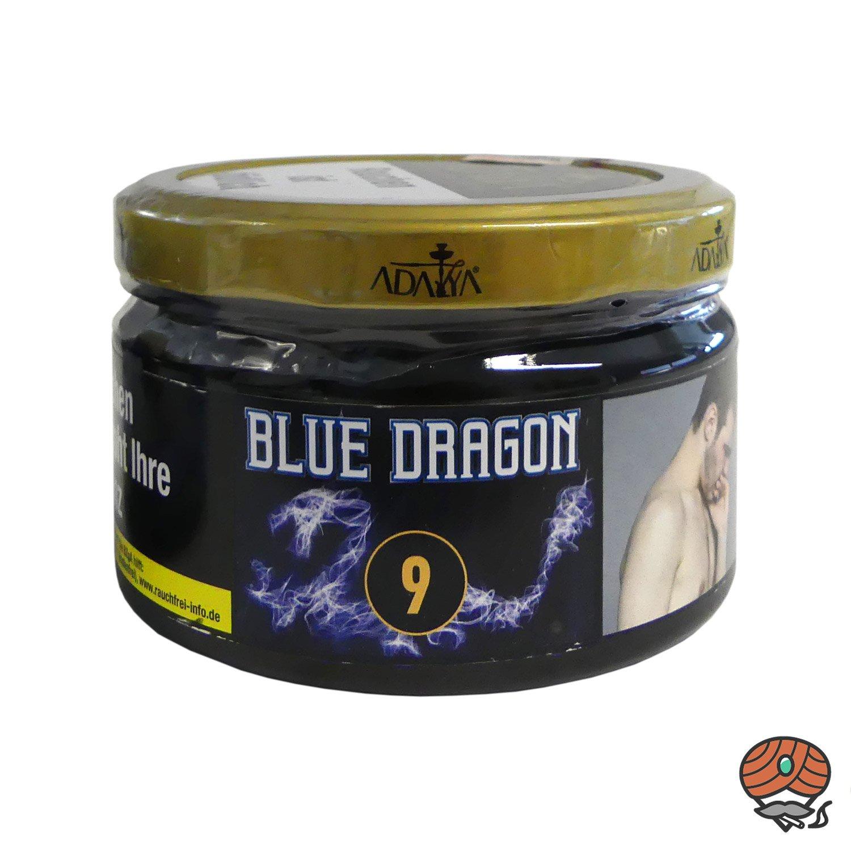 ADALYA BLUE DRAGON #9 - 200g Shisha Tabak