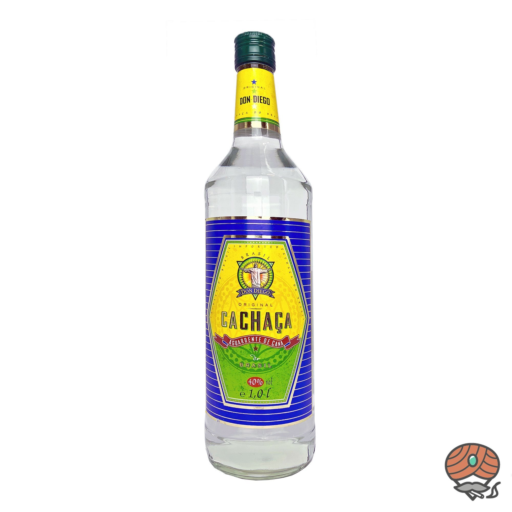 Don Diego Cachaca 1 l, alc. 40 Vol.-%