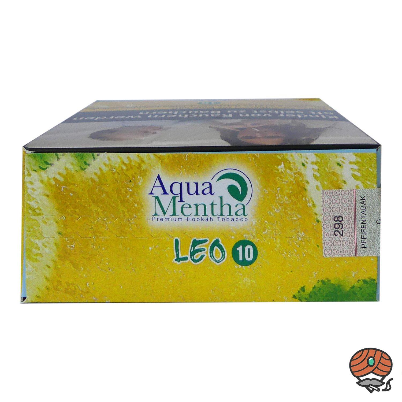 Aqua Mentha LEO #10 200g Shisha Tabak