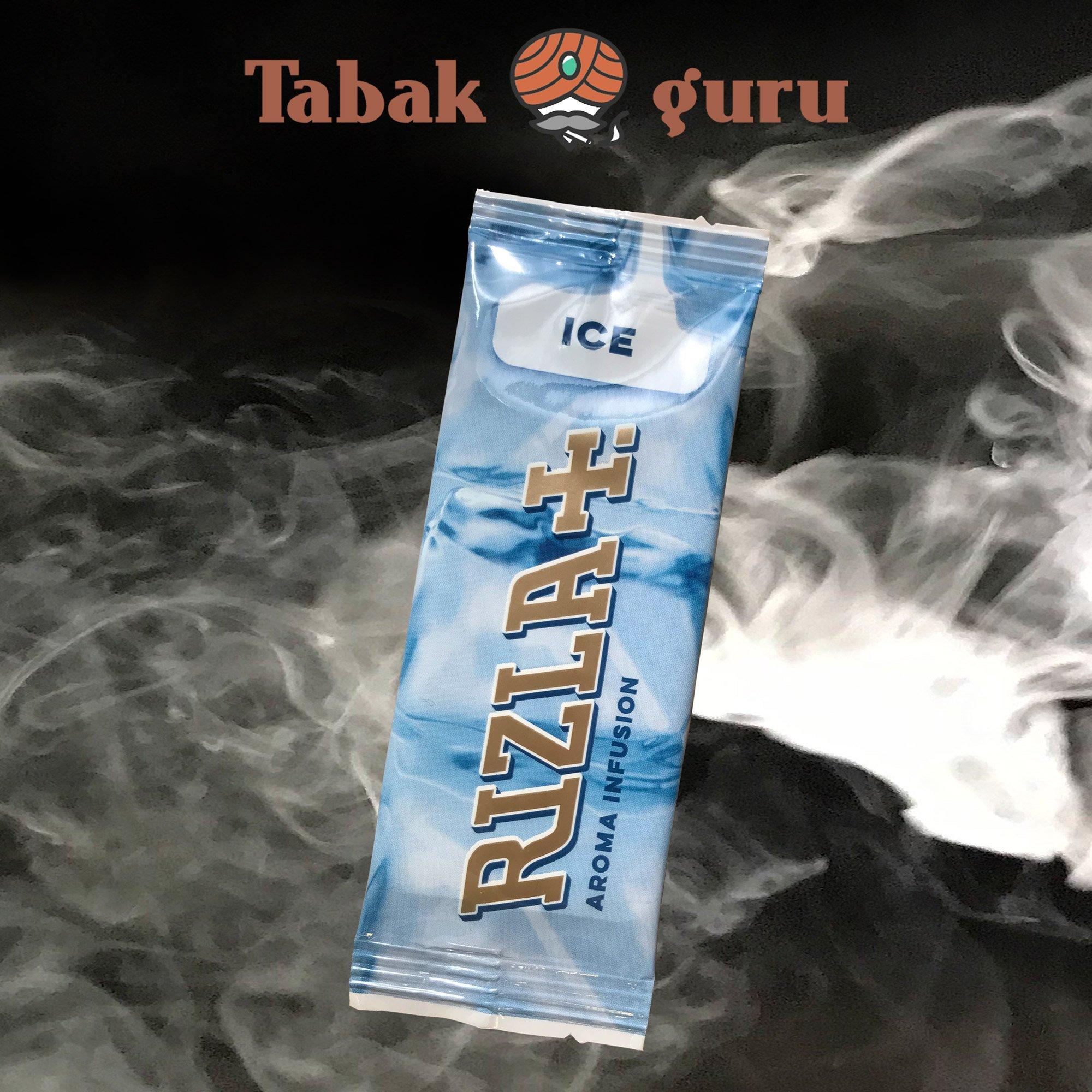 Aromakarte Rizla+  ICE Aroma Infusion