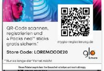 QR-Code zur Registrierung