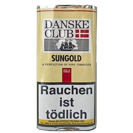 Danske Club Sungold Pfeifentabak 50g Pouch