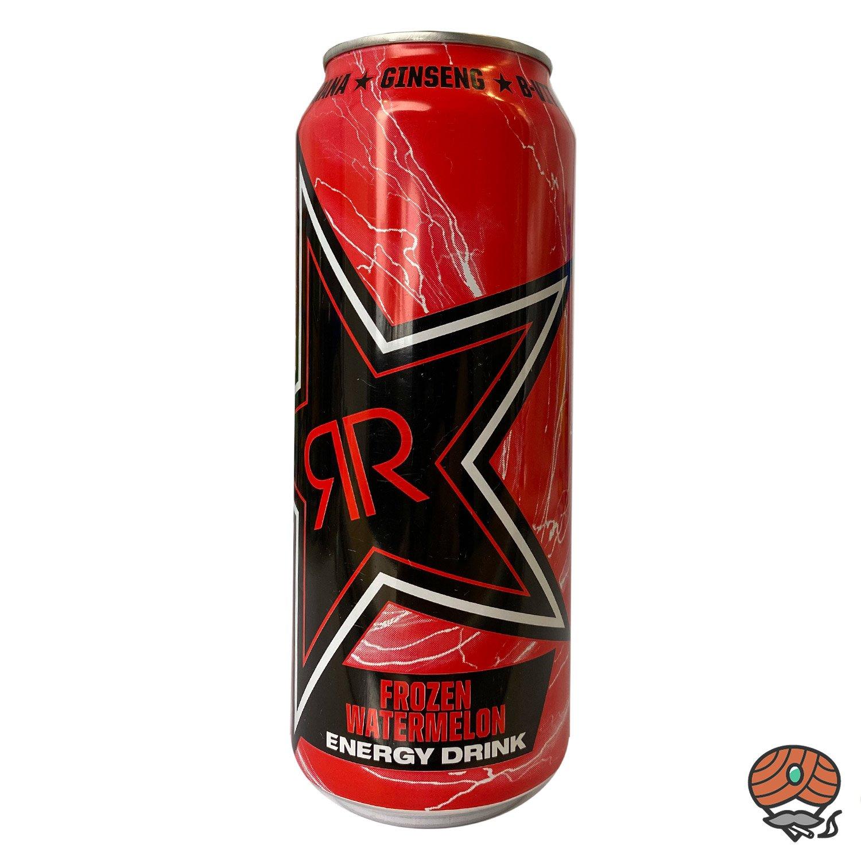 Rockstar, Freez, Frozen Watermelon, Energy Drink, 500 ml Dose