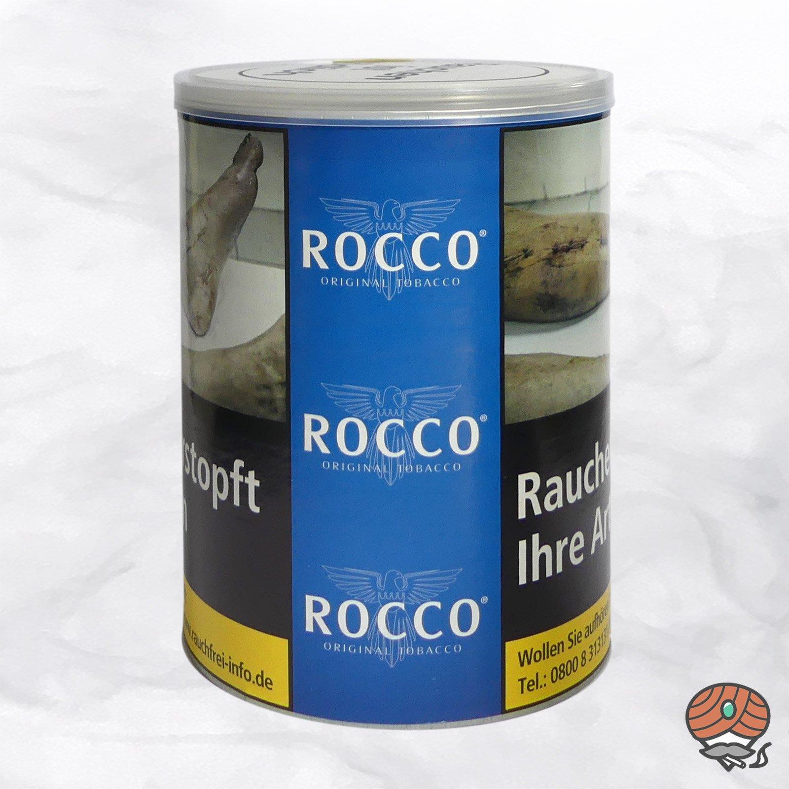 ROCCO Original Tobacco Drehtabak 130 g Dose