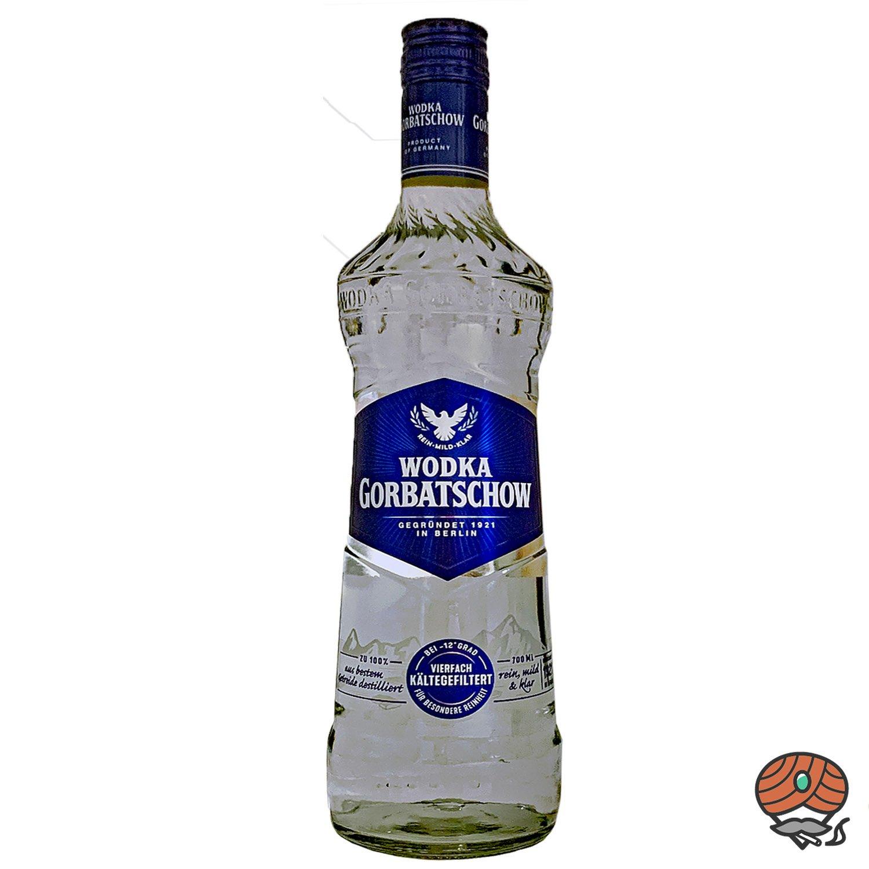 Wodka Gorbatschow 1 l, alc. 37,5 Vol.-%
