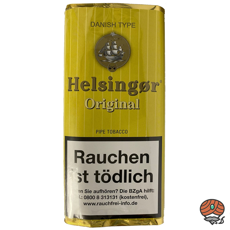 Helsingør Original Danish Type Pfeifentabak 50g Pouch (ehem. Vanilla)