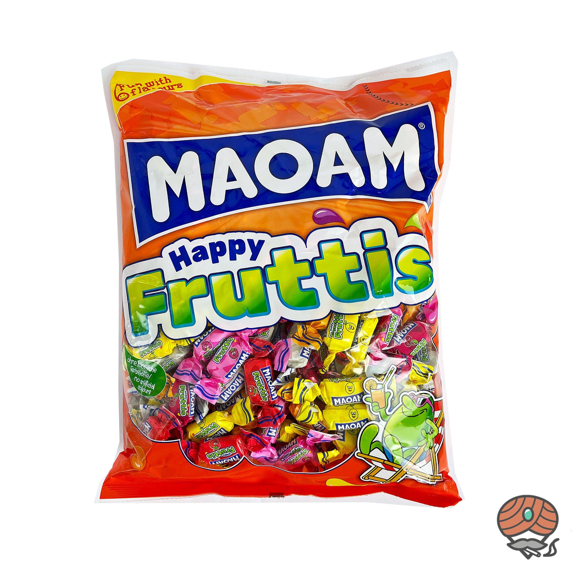 MAOAM Happy Fruttis Kaubonbons 1000g
