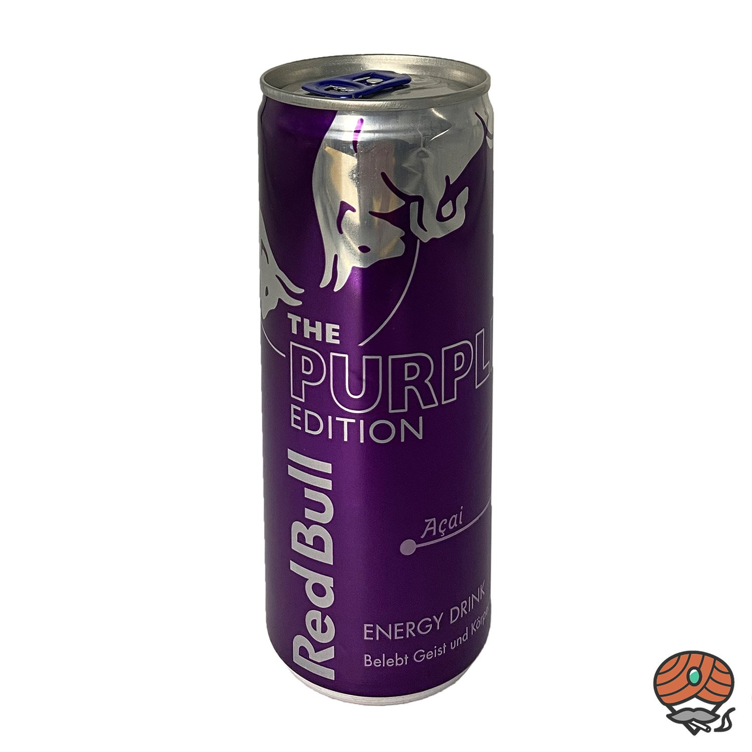 Red Bull Energy Drink THE PURPLE EDITION, Açai-Beere, 250 ml Dose