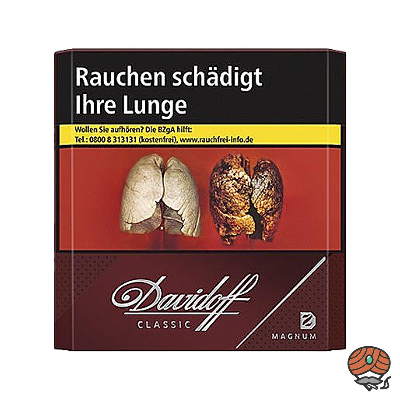 Davidoff Classic Magnum Zigaretten 20 Stück
