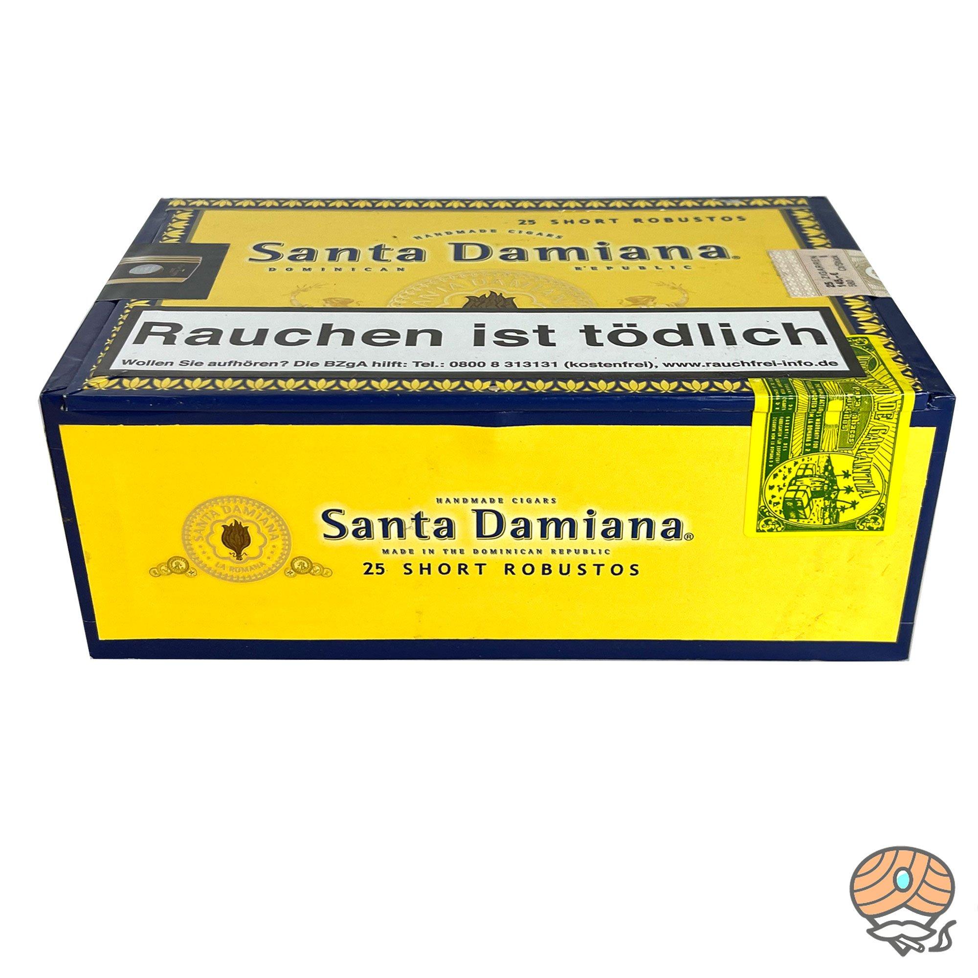 Santa Damiana Classic Short Robusto Zigarren Dominikanische Republik