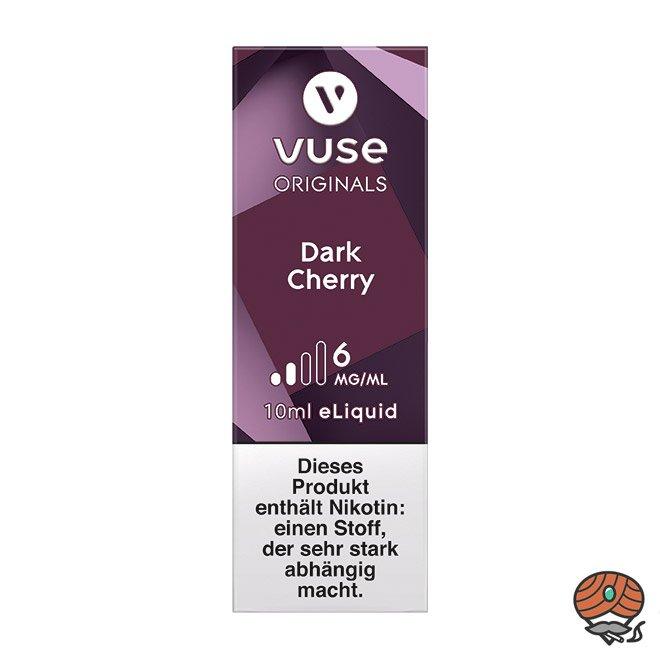 Vuse eLiquid Bottle Dark Cherry 6 mg/ml (ehem. Vype Sweet Cherry)