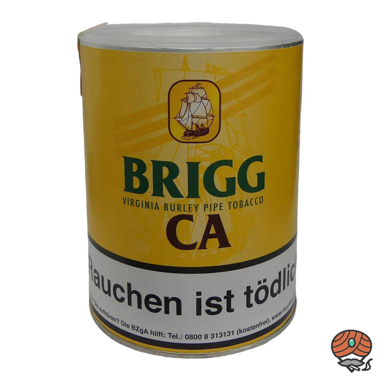 Brigg CA (Coco Ananas) 160 g Dose Pfeifentabak