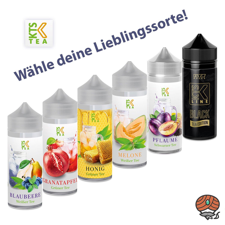 KTS TEA Aroma - alle Sorten wählbar 30 ml