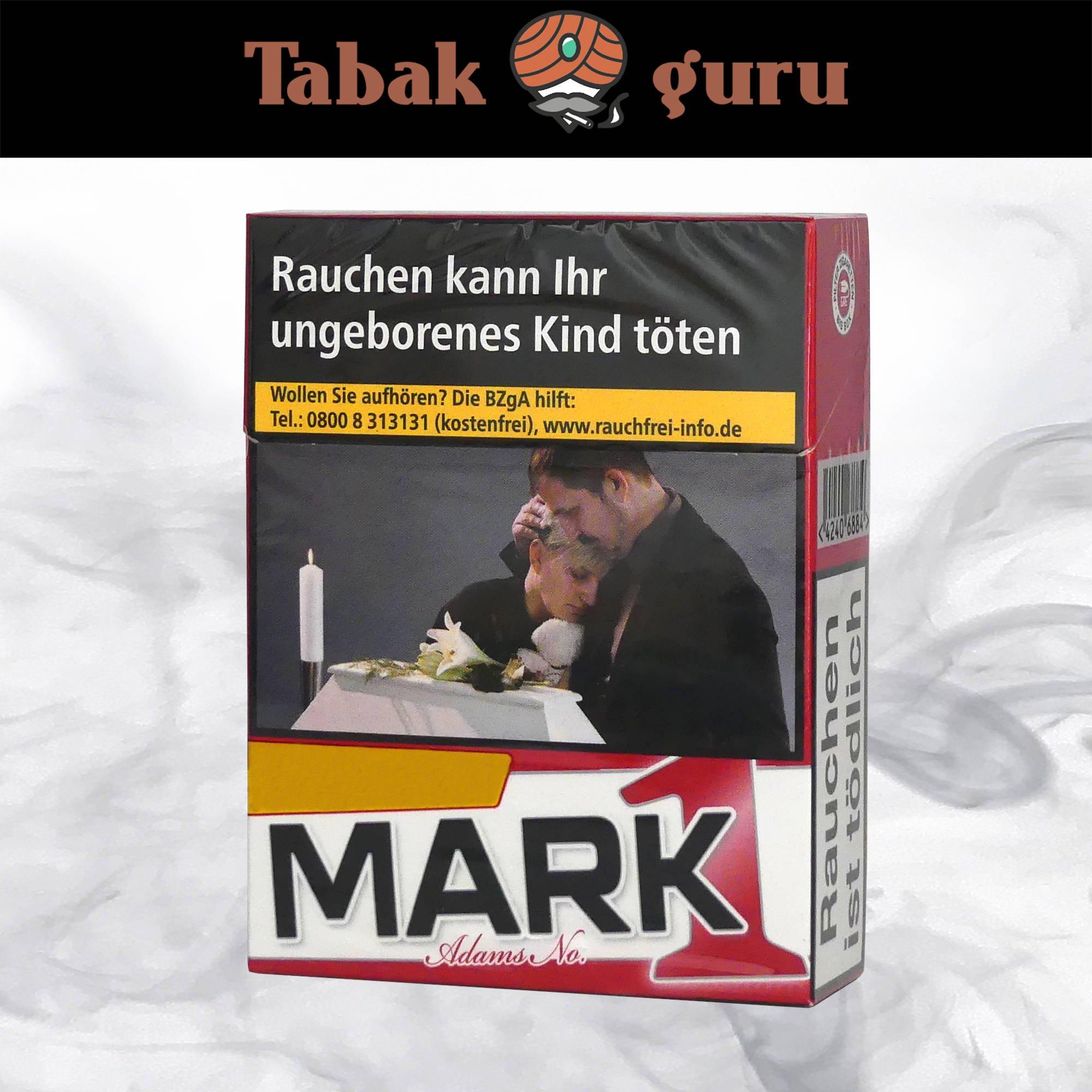 Mark Adams No. 1 / Mark1 Original Red XL Zigaretten - 25 Stück
