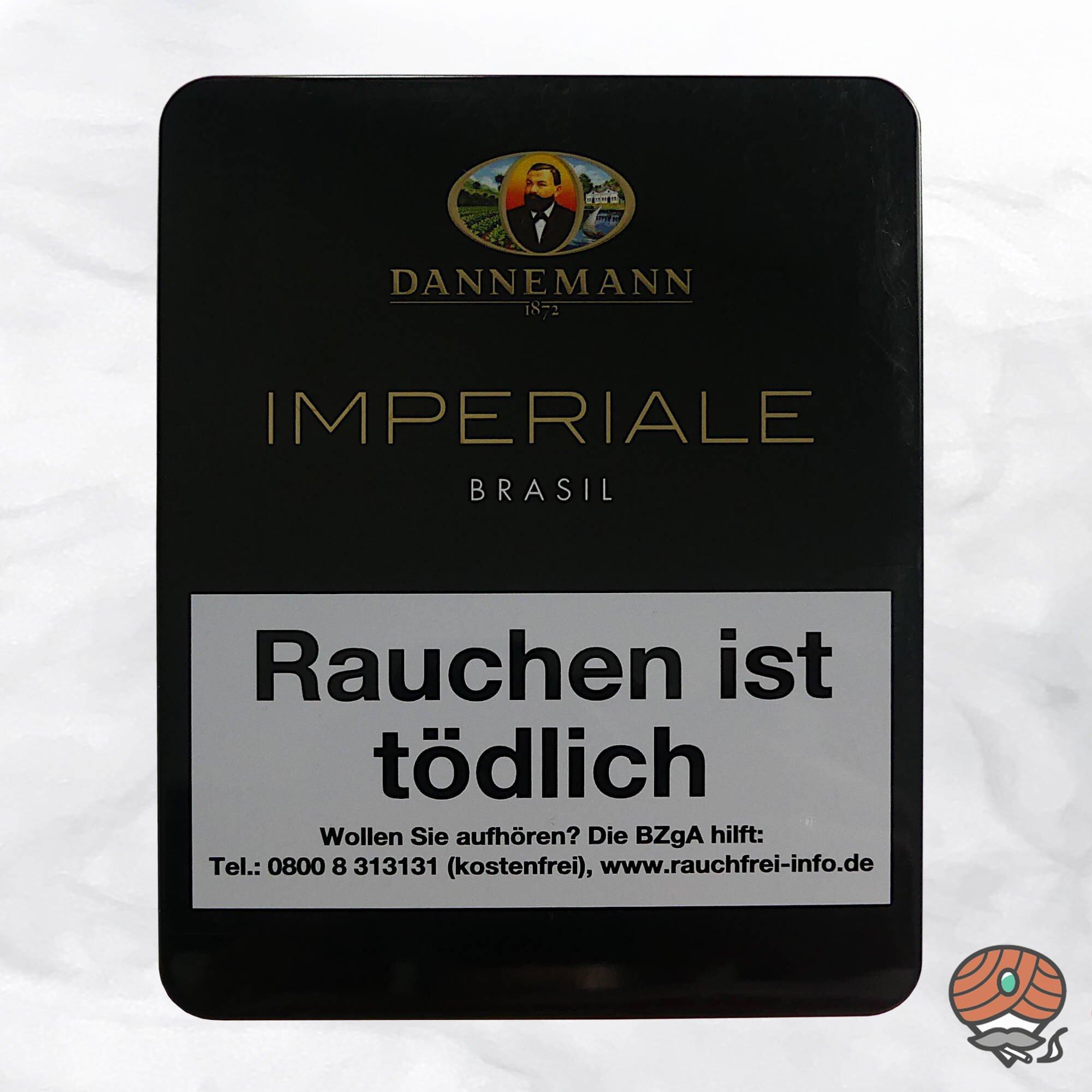 Dannemann Imperiale Brasil Zigarillos 20 Stück