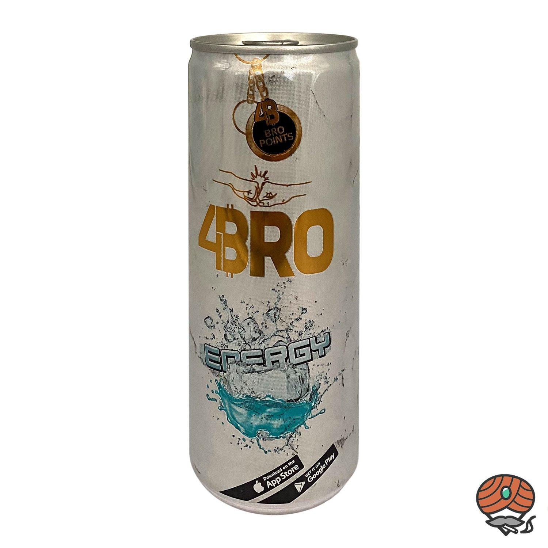 4BRO Energy Drink ENERGY 250 ml (inkl. Pfand)