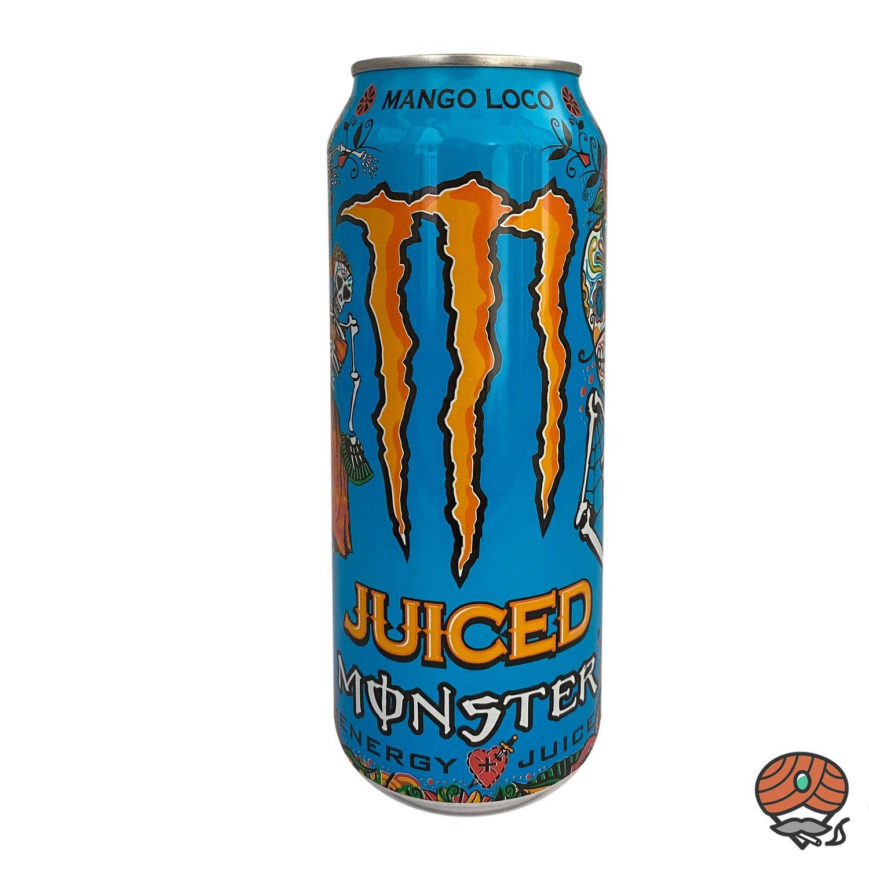 Monster Punch Mango Loco Energy Drink, 500 ml Dose
