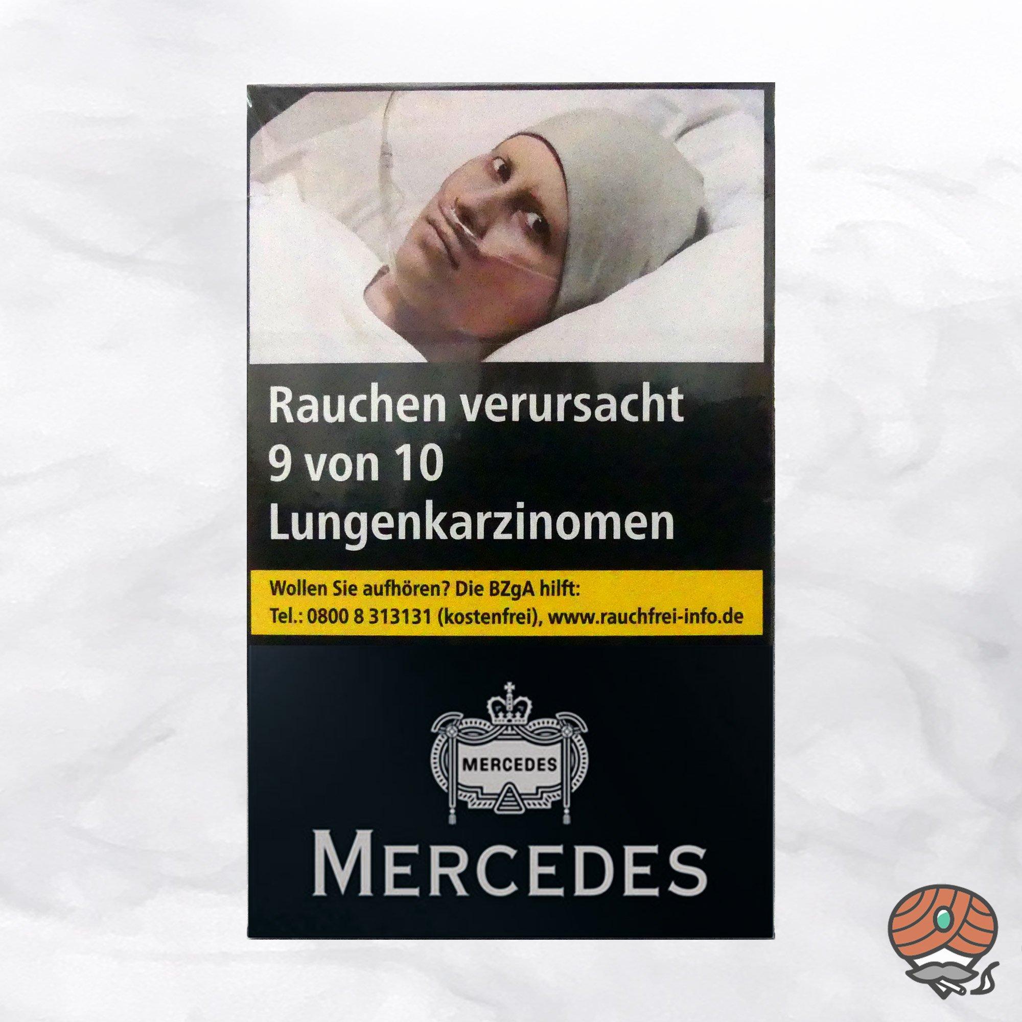 Mercedes Filterzigaretten à 20 Stück