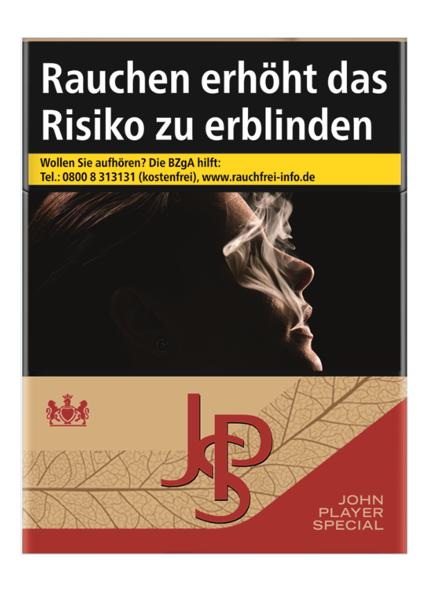 JPS / John Player Special Just Red Zigaretten 21 Stück