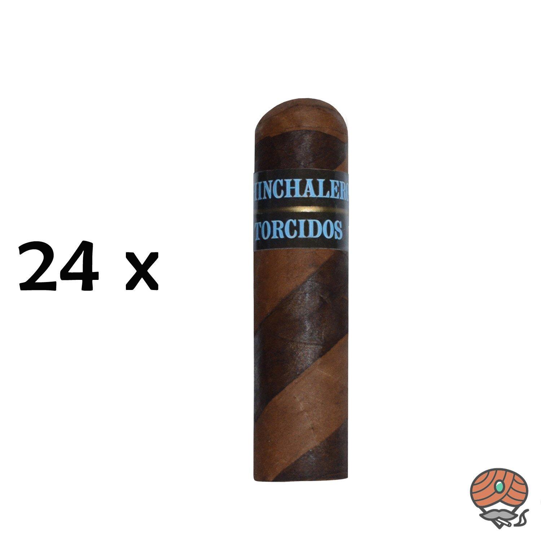 24 Chinchalero Torcidos  Gordo Zigarren aus Nicaragua