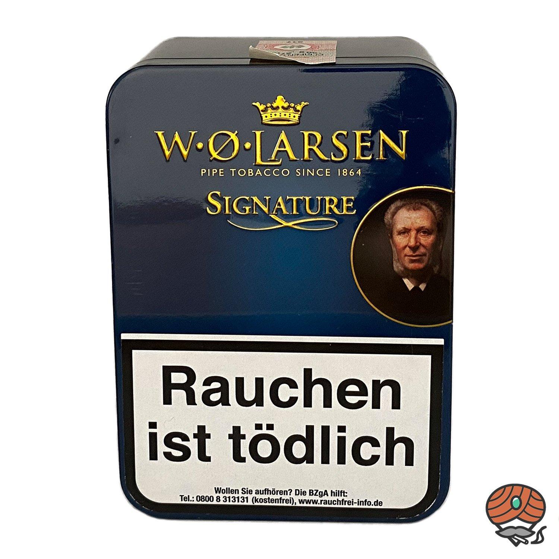 W.Ø. LARSEN Signature Pfeifentabak 100g Dose
