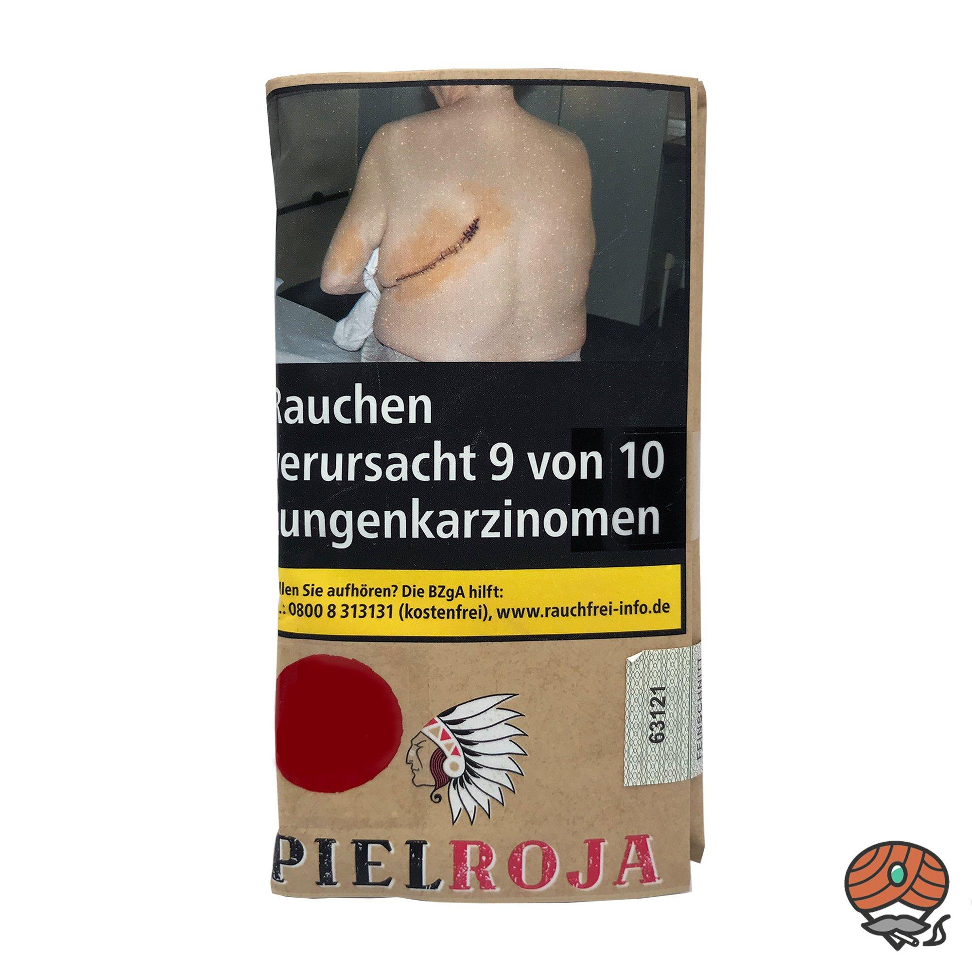 Pielroja Rolling Tabacco 30g Drehtabak Zigarettentabak