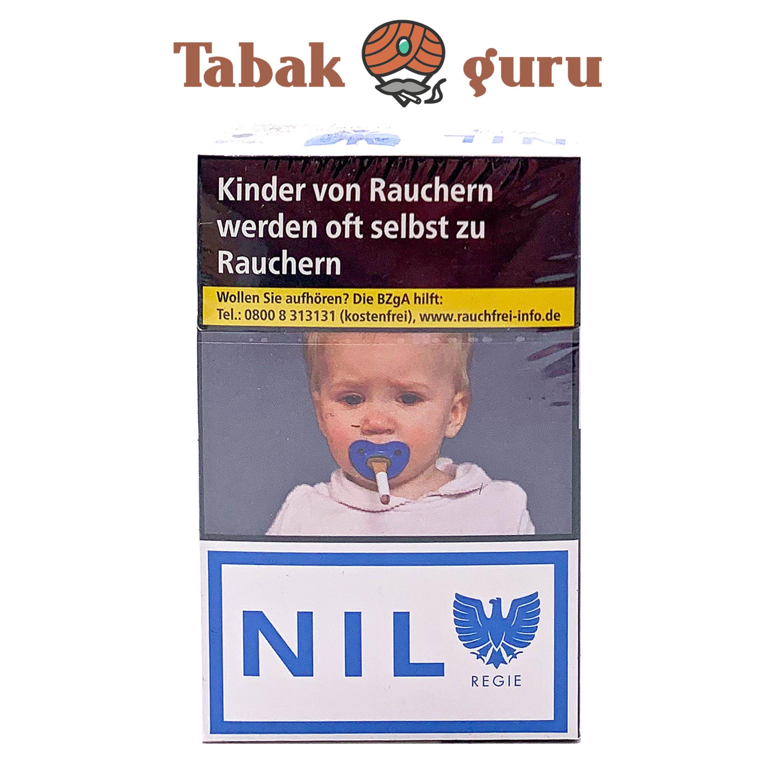 Nil Weiß Filterzigaretten