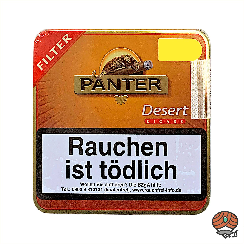 Panter Desert Filter Zigarillos 20 Stück