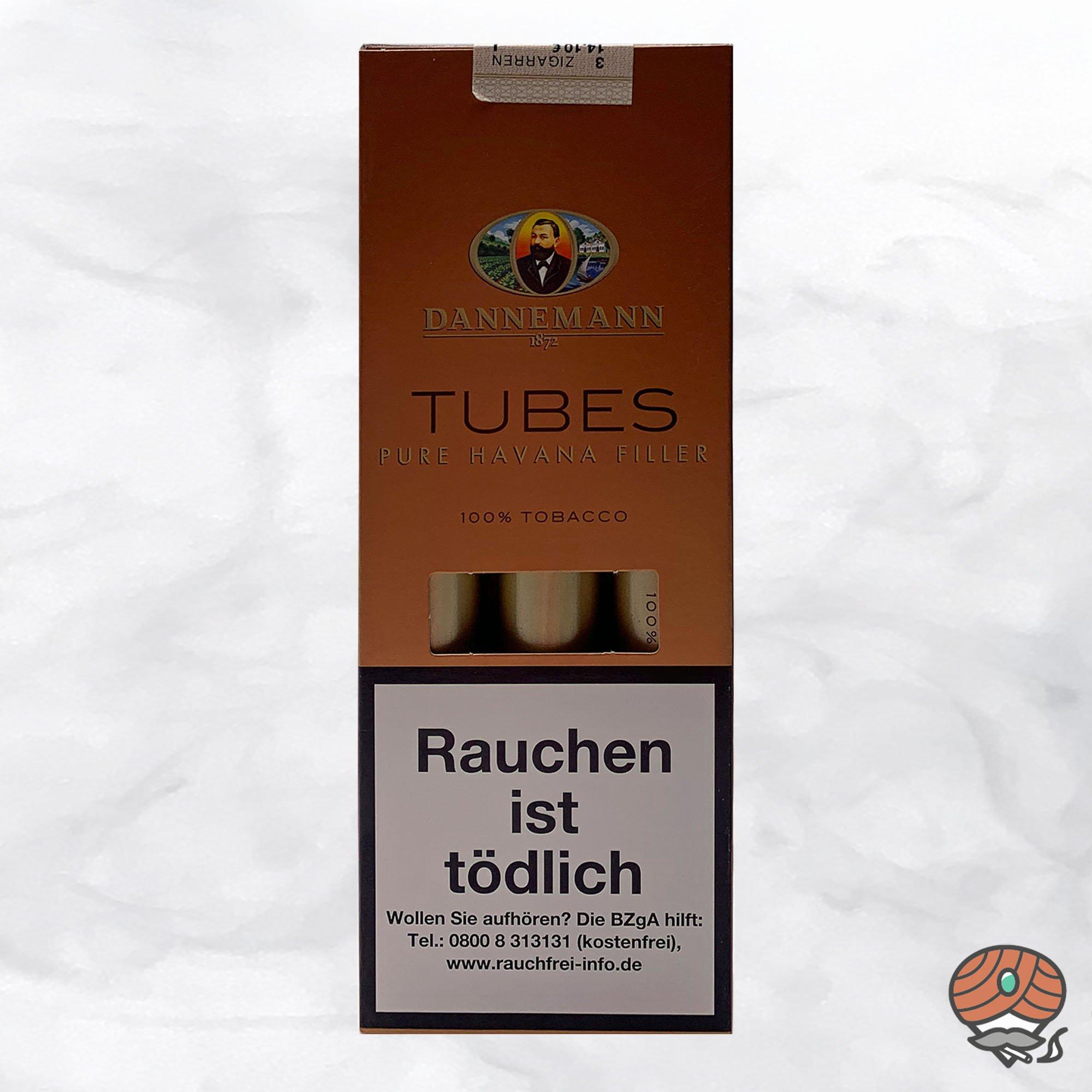 Dannemann Tubes Pure Havanna Zigarren