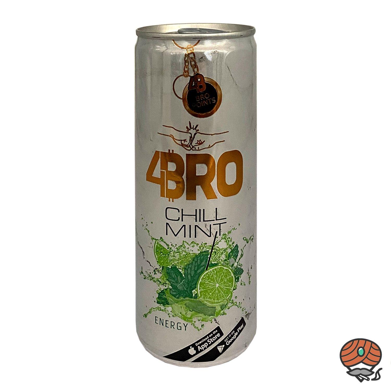 4BRO Energy Drink CHILL MINT 250 ml (inkl. Pfand)