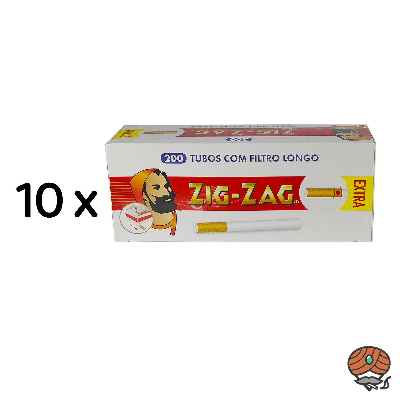 Zig-Zag Extra Filterhülsen 2000 Stück