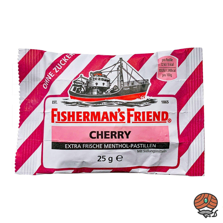 Fisherman`s Friend Menthol-Pastillen Cherry