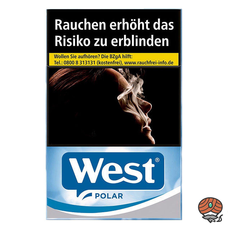 West Polar Zigaretten 20 Stück