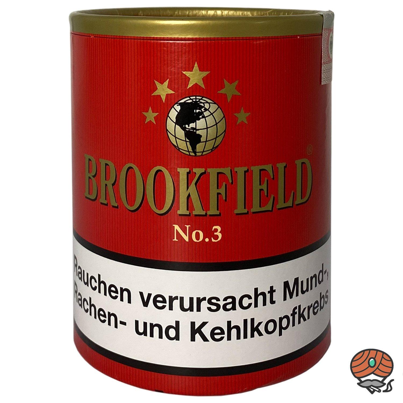 Brookfield No. 3 Pfeifentabak 200g Dose (ehem. Cherry Blend)