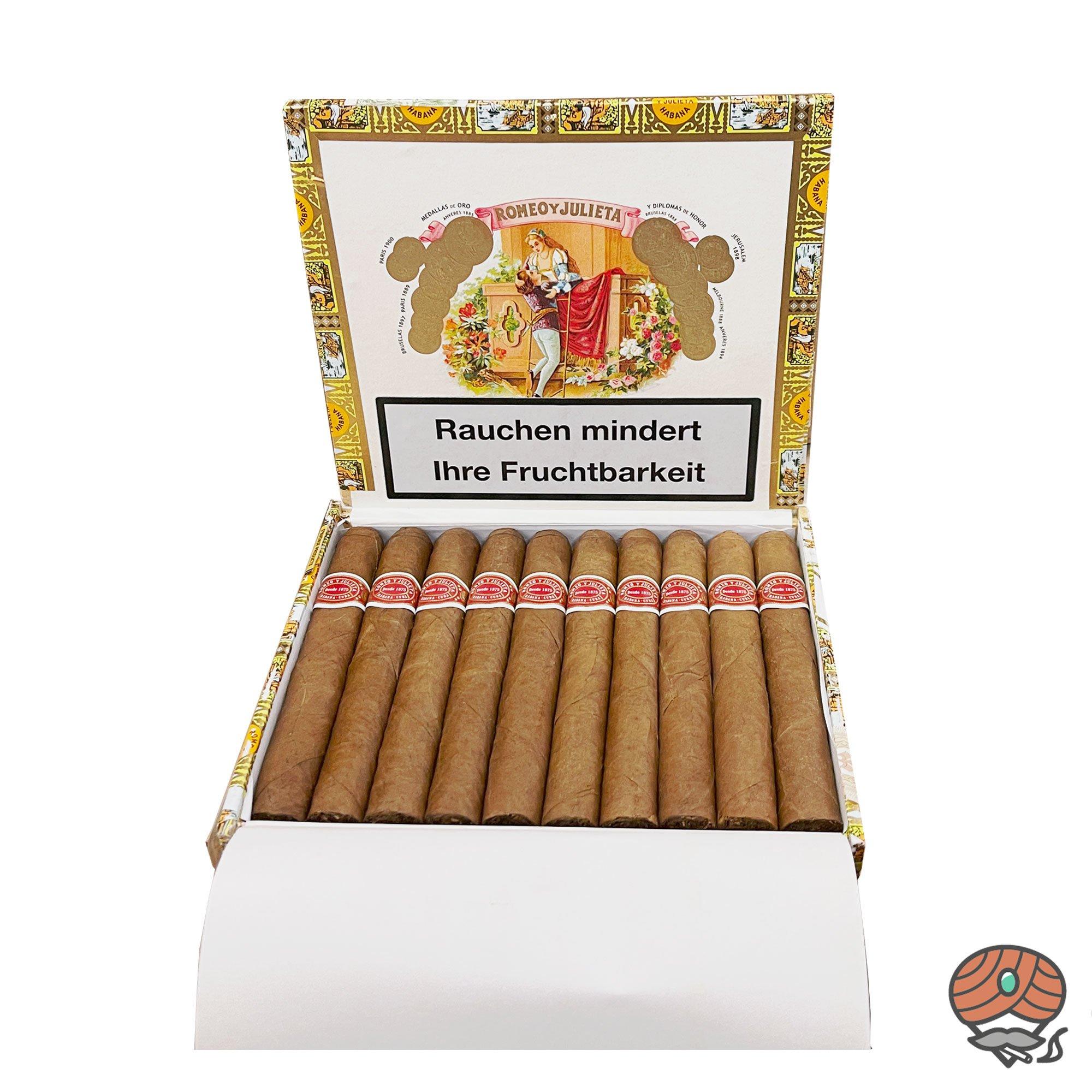 Romeo y Julieta Romeo Mille Fleurs Habana Cuba Zigarren 10er Kiste