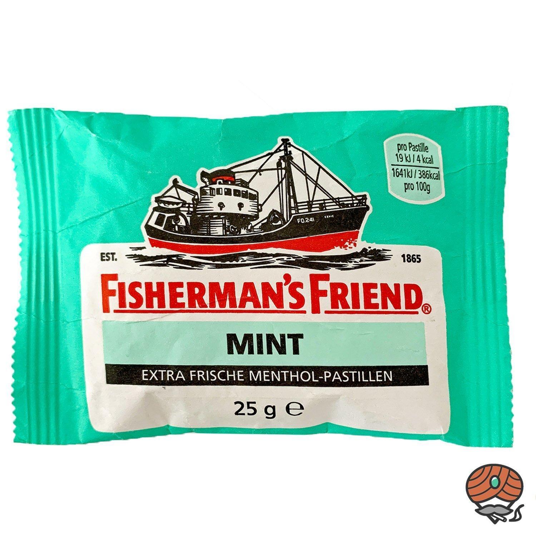 Fisherman`s Friend Menthol-Pastillen Mint