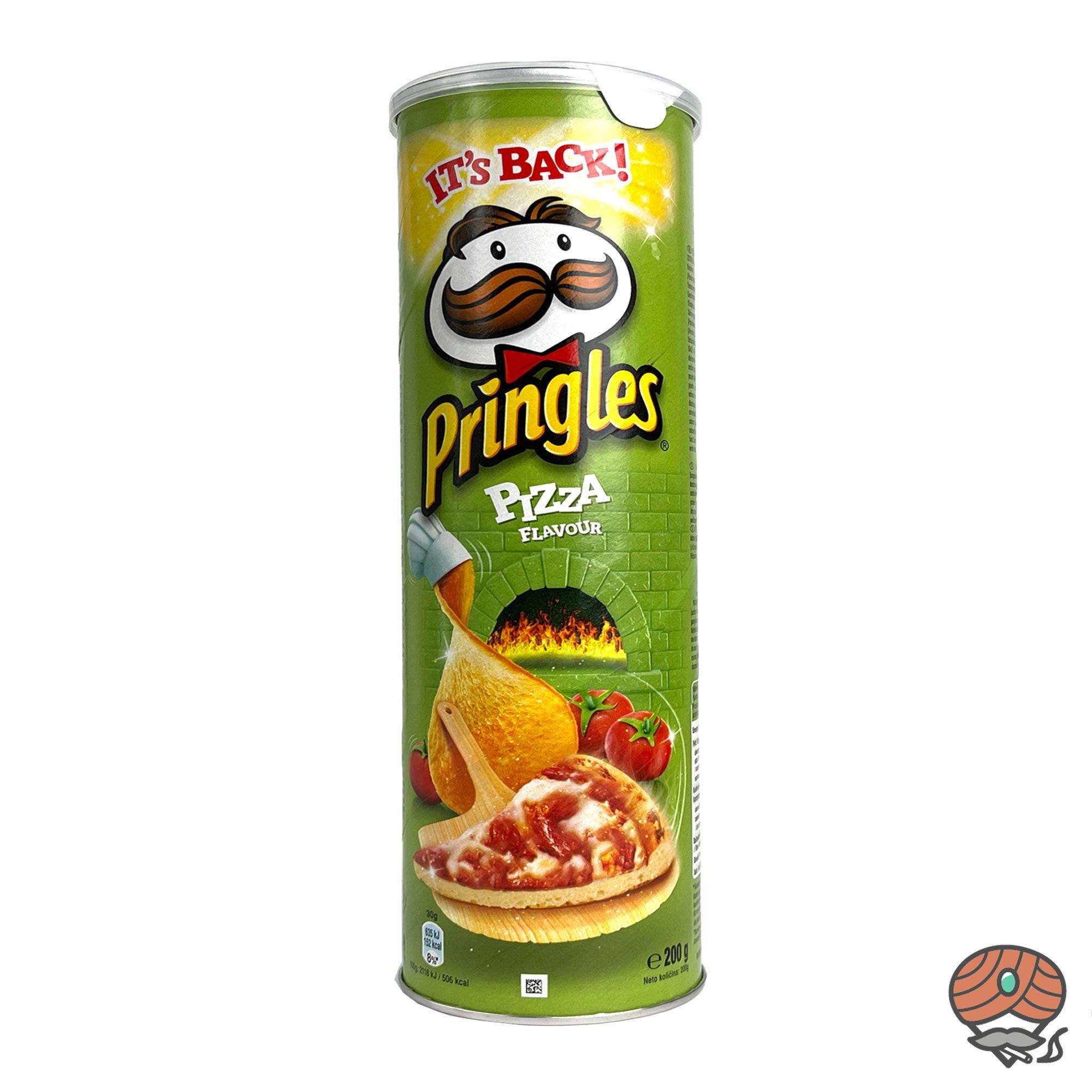 Pringles Pizza Flavor 200g Dose