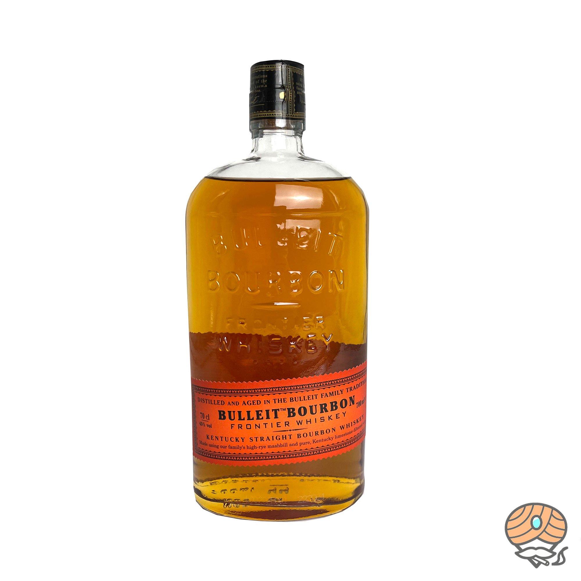 Bulleit Bourbon Whisky 0,7l, alc. 45 Vol.-%