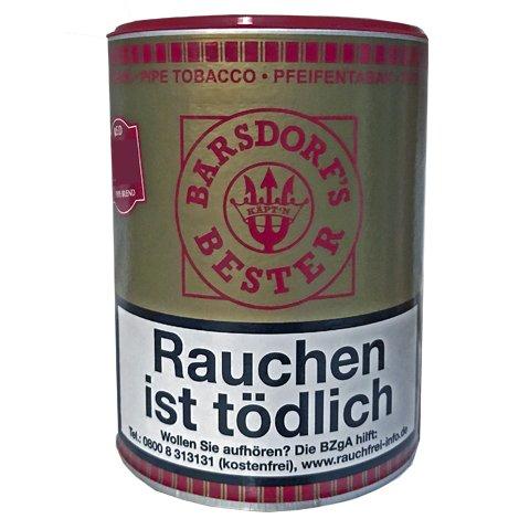 Barsdorf`s Bester Red Pfeifentabak 160 g Dose