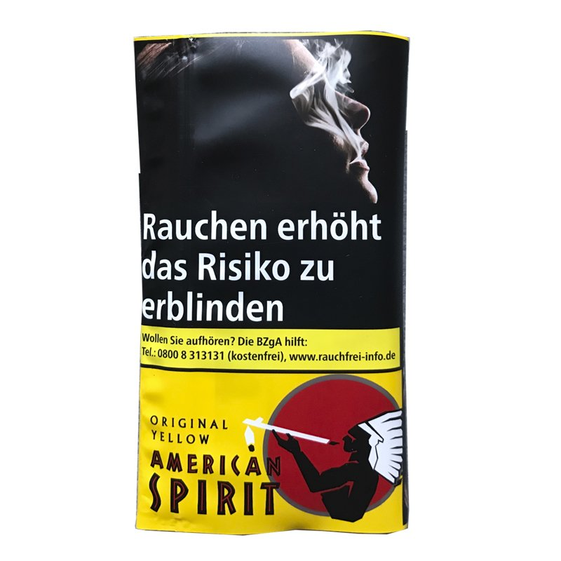 American Spirit Original Yellow Drehtabak 30 g