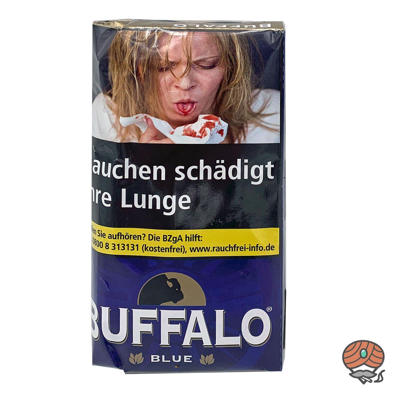 Buffalo Blue Feinschnitt Drehtabak 40g Pouch