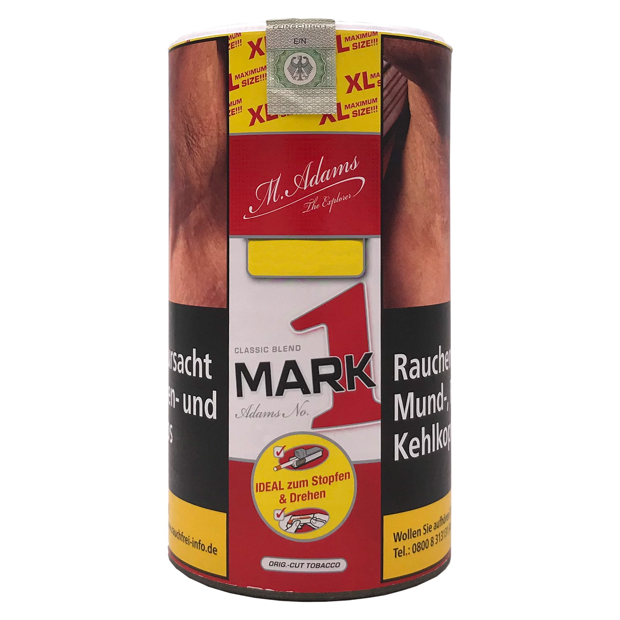 Mark1 - Mark Adams No 1 Tabak Dosen 140 g