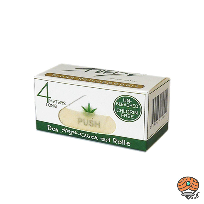 Purize Brown Roll Zigarettenpapier 4 Meter