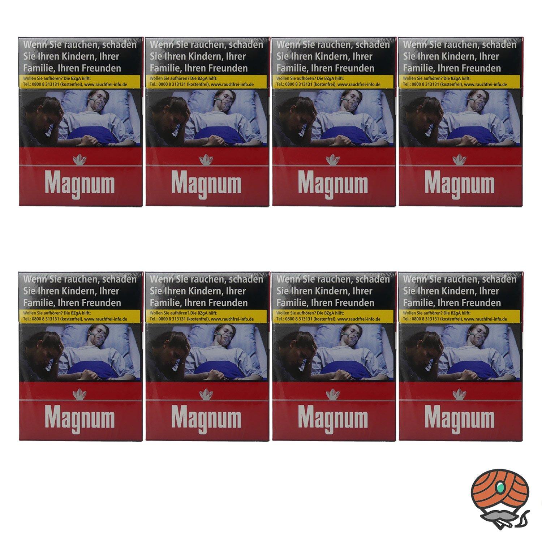 Magnum Red Maxi Pack Zigaretten 8 x 28 Stück