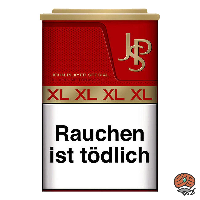 JPS John Player Special Red XL Volumentabak 56g Dose